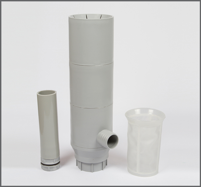 Evo Downpipe PE - Regenwasser nutzen