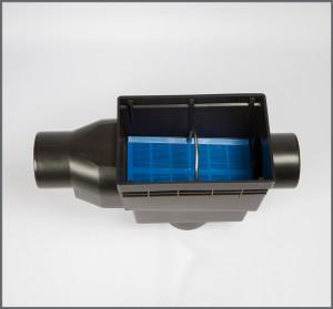 Regenwasserfilter Evo Integral K - Regenwasser nutzen